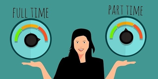 what is a part-time job
